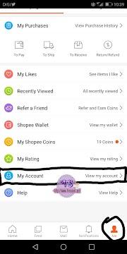 Cara Nak Refund Duit Shopee