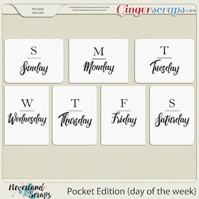 http://store.gingerscraps.net/Pocket-Edition-day-of-the-week.html