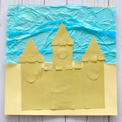 sand-paper-sandcastle-summer-beach-craft-for-kids