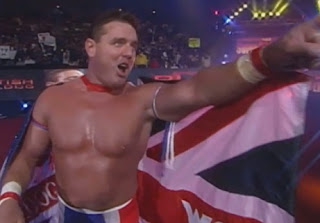 WCW SuperBrawl VIII (1998) - British Bulldog beat Steve 'Mongo' McMichael