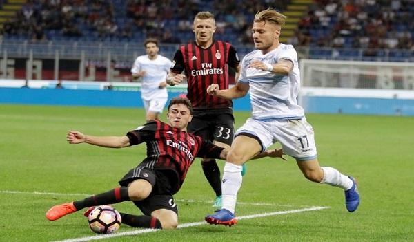 Prediksi Lazio vs AC Milan Liga Italia