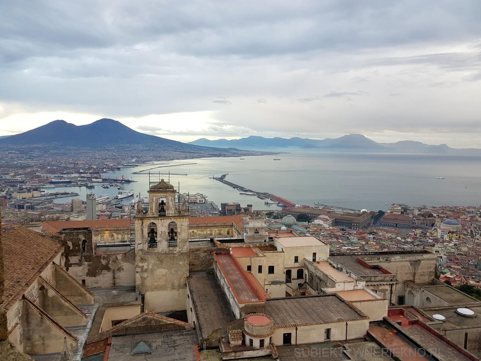 Co warto zobaczyć w Neapolu? Najciekawsze miejsca i atrakcje cz.2 | Zamek Sant'Elmo, Pałac Królewski, Pompeje, Castel Nuovo