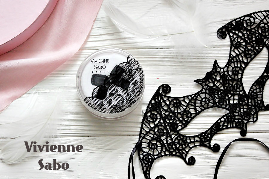 Макияж с Vivienne Sabo: Рассыпчатая  матирующая пудра Nuage / обзор, отзывы, фото