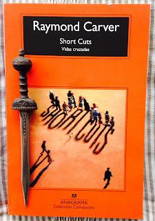 Portada del libro Short Cuts: Vidas cruzadas, de Raymond Carver