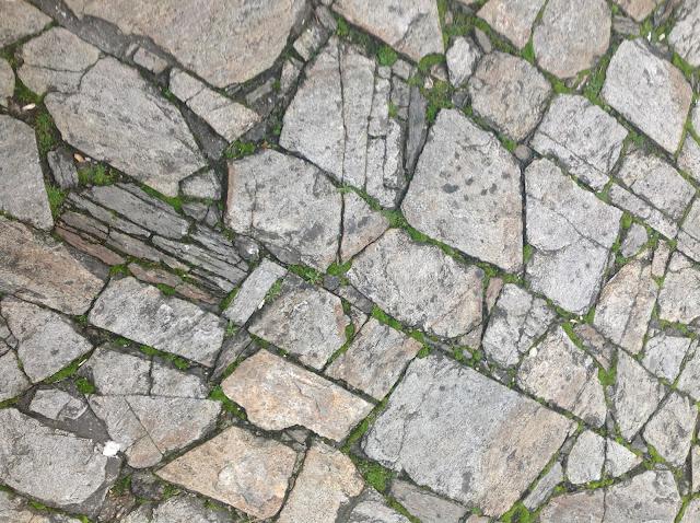 suelo cuarteado