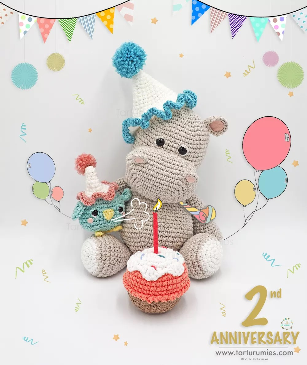 Amigurumi Cute Hippo Free Pattern | Crochet hippo, Crochet dolls ... | 1191x1000