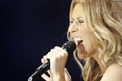 Celine Dion Canadian Performer Celebrity