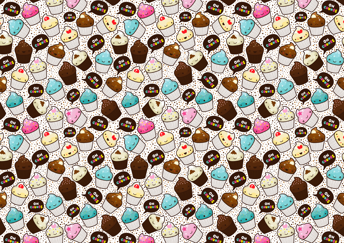 cute cupcake wallpaper desktop - photo #21