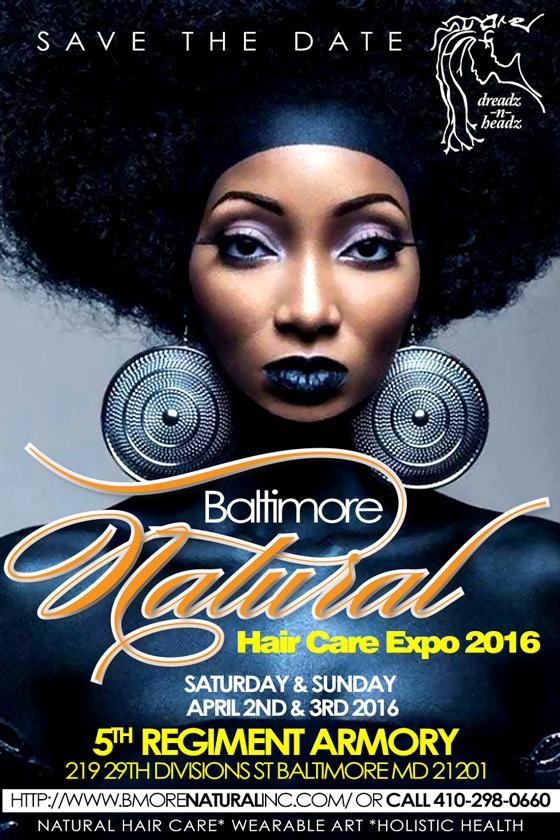 Natural Hair Extraordinaire Baltimore