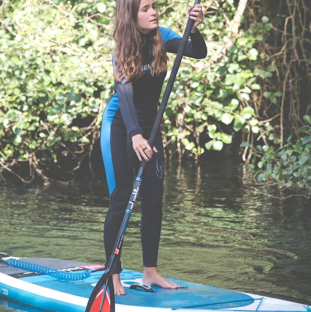 Deportes acuáticos en inglés