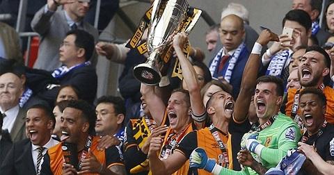 Hull City giành chức vô địch và chiếc vé đi tiếp vào mùa giải Premier League năm sau