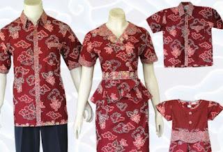 baju couple batik