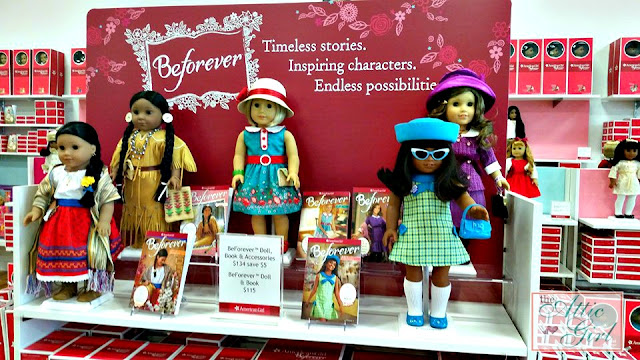 Melody, Kaya, Kit, Josefina, Beforever, American Girl dolls, historical dolls