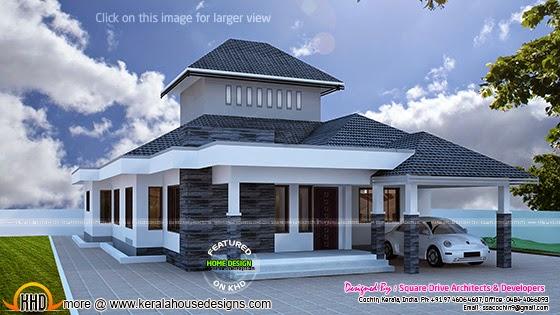 House of Sabir in Kerala