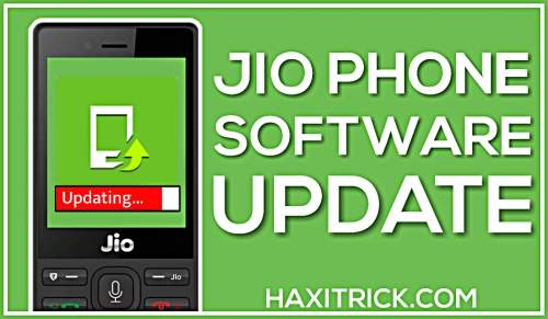 Jio Phone Me Software Update Kaise Kare Download LYF Mobile