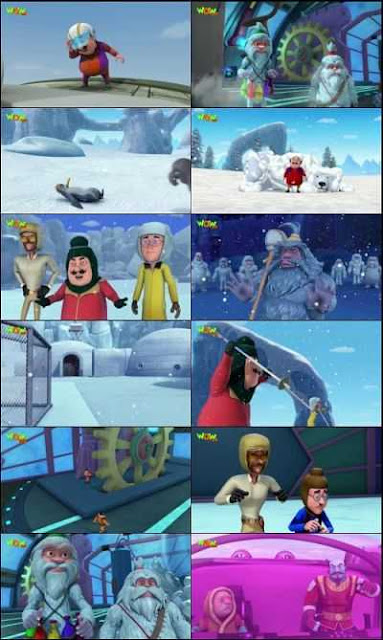 Motu Patlu The Invisible Plane Crash (2017) Hindi Full Movie Download HDRip