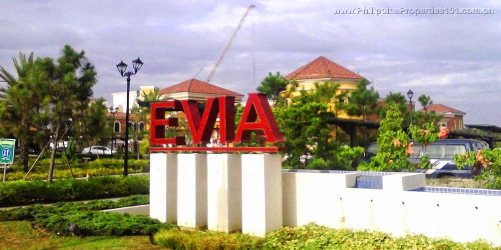 Evia Diverse City in Daang-hari Road