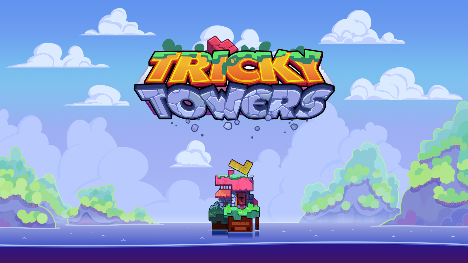 Tricky Towers (Xbox)