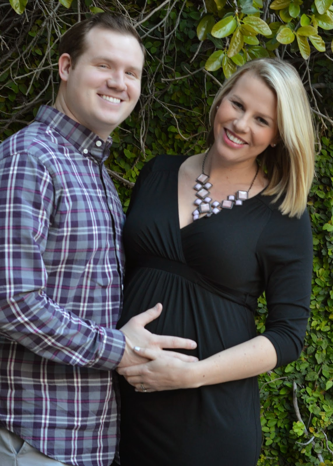 Casey and Jordan Maternity Pictures