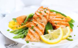 jenis makanan sehat untuk ibu menyusui