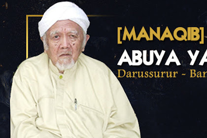 [MANAQIB] Biografi Buya Yahya Darussurur Bandung