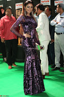 Shilpi Sharma looks Glamorous in Transparent Purple Glittering Gown at IIFA Utsavam Awards 033.JPG
