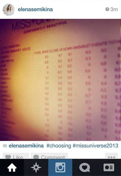 Fashion PULIS: Miss Universe 2013 Top 16 Leaked?