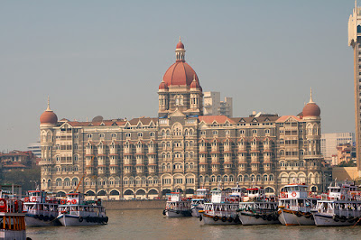 CC image of Taj Mahal Hotel by Christian Haugen, on Flickr
