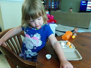Wooden Eggs 5