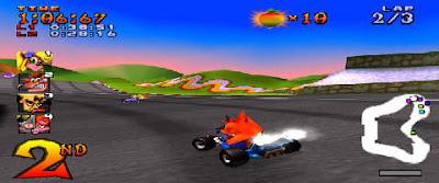تحميل لعبة crash team racing للاندرويد