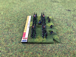 French Infantry of the 100 Days Campaign in 6mm