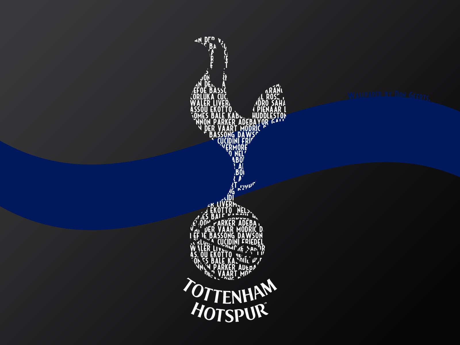 History of All Logos: All Tottenham FC Logos