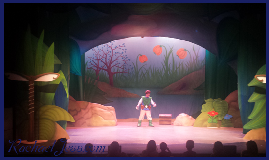Tree Fu Tom Live at Horsham