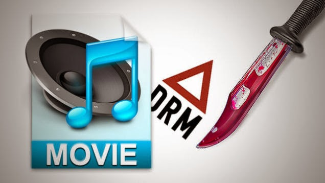 remove DRM from iTunes movies on Windows 7/Vista/XP/8/8.1