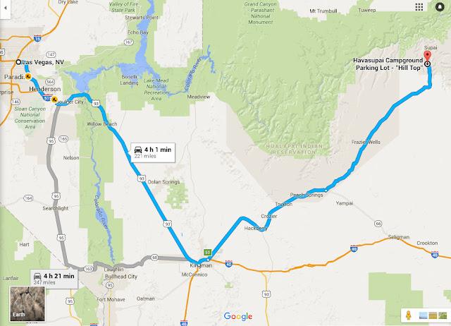 How to get a Havasupai Permit, How to get a Havasu Falls Permit