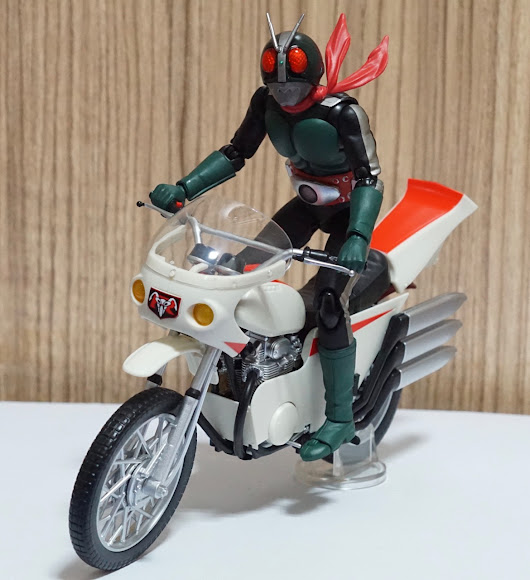 Takashimaya 20th Craziest Toy Sale Part 4 (Masked Rider 2 with Cyclone-go Modified Version) ... ...
