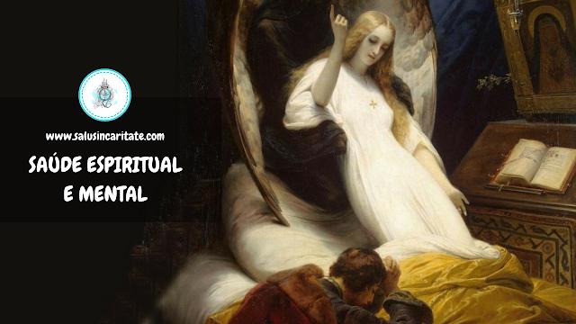 saúde espiritual e mental