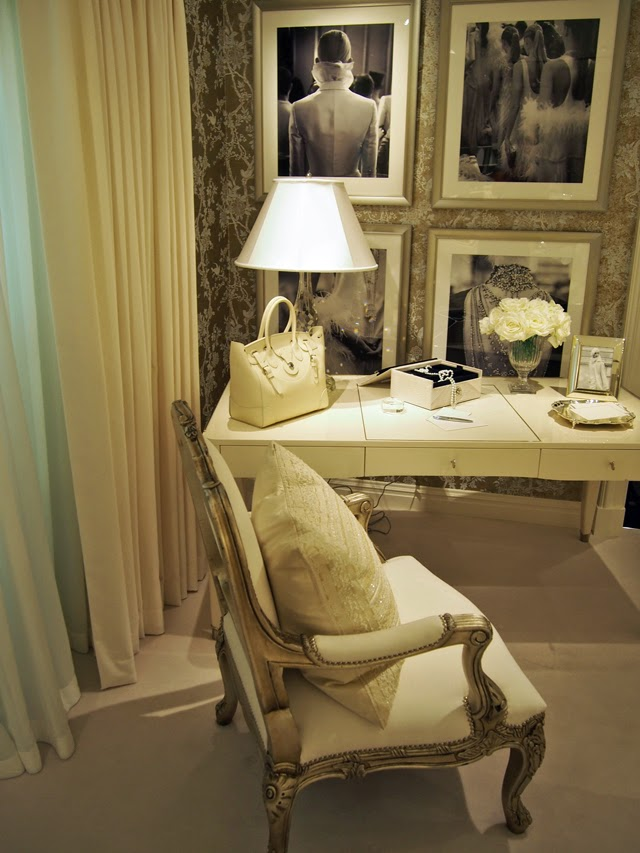 Ralph Lauren Home office space