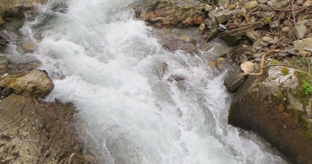 Una visita alle cascate di Stanghe a Racines