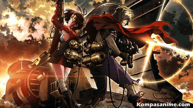 anime action terbaik mirip Shingeki no Kyojin