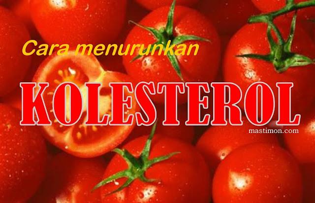 Cara menurunkan Kolesterol tinggi dengan mudah dan cepat menggunakan ramuan Alami