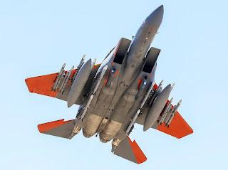 Jet Tempur F-15SA AU Saudi Arabia