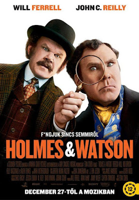 Holmes & Watson (2018) โฮม แอนด์ วัตสัน