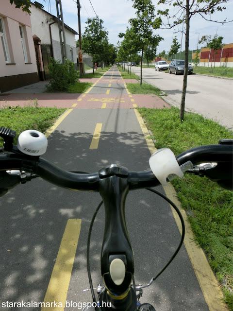 велодорожки в Будапеште, путешествия на велосипеде по Европе, евровело