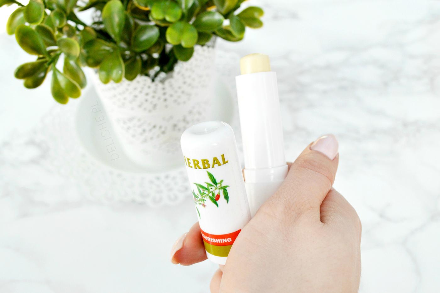 pomadka odżywcza z ekstraktem goji oherbal