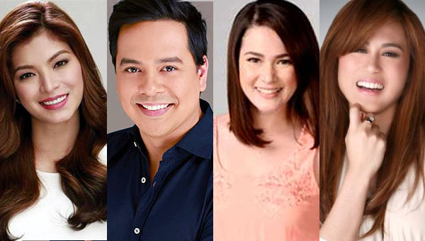 Director Olivia Lamasan describes Angel Locsin, John Lloyd Cruz, Bea Alonzo, Toni Gonzaga
