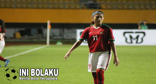 Zahra Muzdalifah, Striker Cantik Timnas Indonesia Yang Kerap Diremehkan