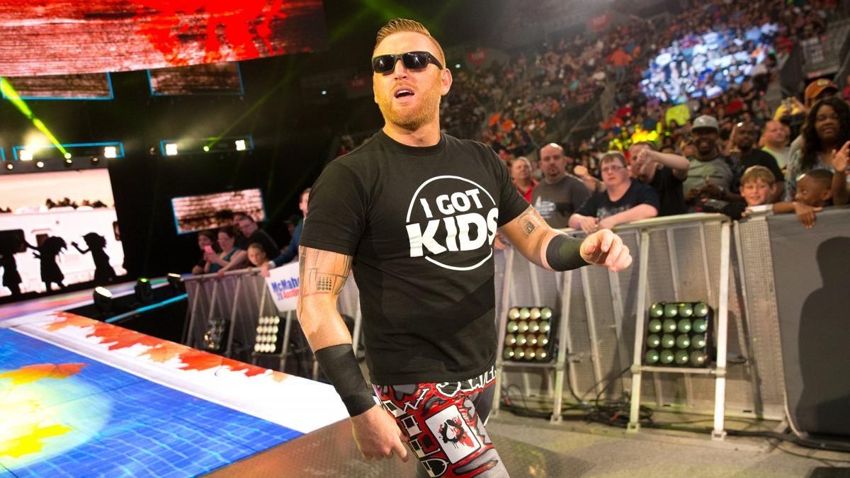 """Heath Slater: """"Ainda não sei a verdade sobre os problemas que a WWE teve na Arábia Saudita"""""""