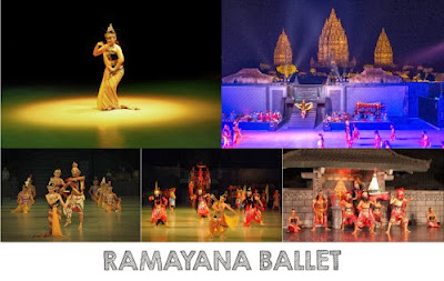 RAMAYANA BALLET AT PRAMBANAN TEMPLE