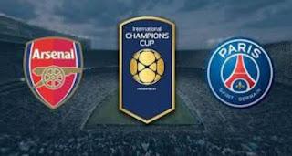 Jadwal ICC Sabtu 28 Juli 2018 Arsenal vs PSG - Live TVRI